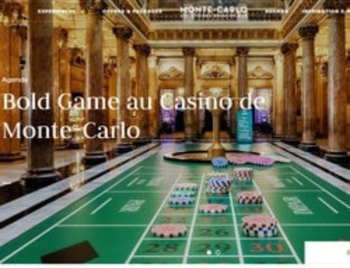 Roulette géante à l'Atrium du Casino de Monte-Carlo