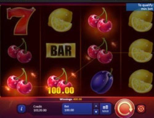 La machine à sous Fruit Supreme de Playson débarque sur Casino Extra