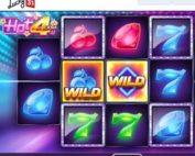 Machine a sous Hot 4 Cash de Nolimit City sur Lucky31
