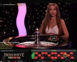 Cresus Casino dispose de la Roulette Immersive, jeu phare d'Evolution Gaming