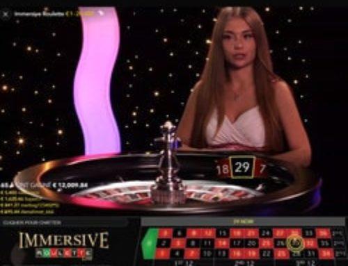 Les top jeux en live de Cresus Casino