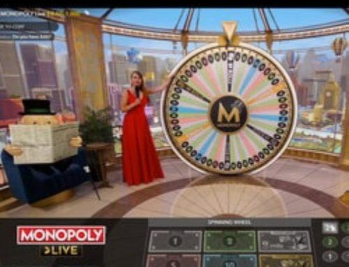 Retrouvez le jeu Monopoly Live sur MrXbet