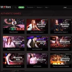 Casino en ligne Bitstarz en live de casinos et de studios