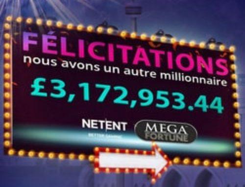 Un britannique décroche le jackpot progressif Mega Fortune de NetEnt
