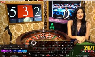 Studio Roulette 24/7 d'Authentic Gaming, roulette en ligne en direct du LiveArena