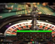 Authentique Roulette en direct du Grand Hippodrome de Leicester à Londres