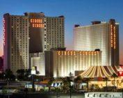 Vue du casino Circus Circus de Las Vegas