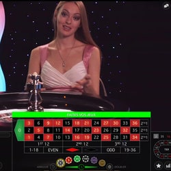 Immersive Roulette sur KingBit Casino