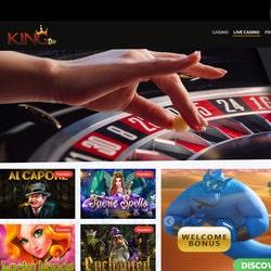 KingBit Casino en ligne cryptos