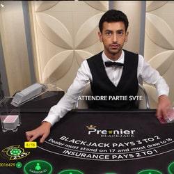 Evolution Gaming lance Premier Blackjack disponible sur Lucky31