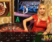 Studio Roulette 24/7 d'Authentic Gaming