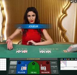 Le baccarat est un jeu de cartes très populaire dans les casinos terrestres et online
