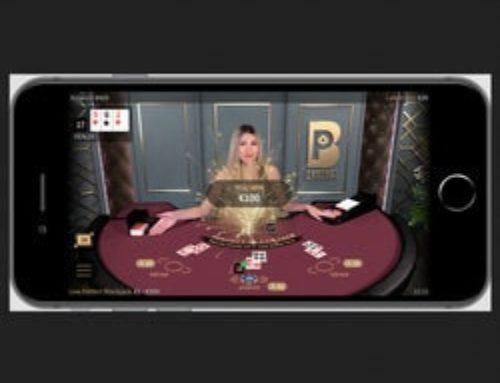 Perfect Blackjack : la nouvelle table de black jack NetEnt Live
