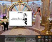 Mr Monopoly personnage phare du jeu de Monopoly Hasbro