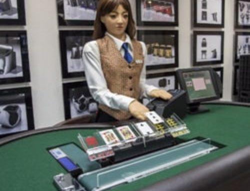 Les robots croupiers : bientôt une réalité dans les casinos de Macao