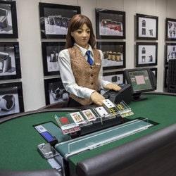 Les robots croupiers des casinos de Macao vont-ils remplacer les humains?