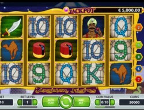 La machine à sous progressive Arabian Nights fait un nouveau millionnaire