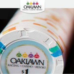 Vol de jetons de poker au Oaklawn Racing Casino Resort