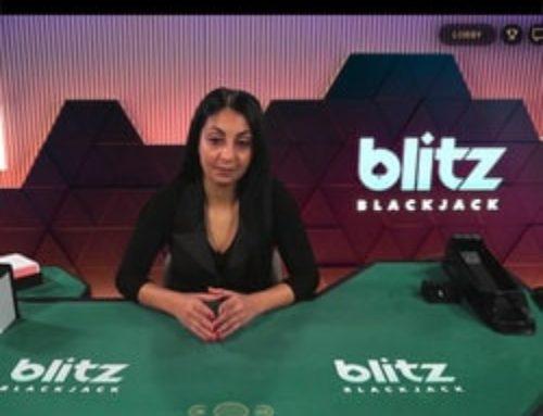 Le jeu de black jack en ligne Blitz Blackjack débarque sur Dublinbet