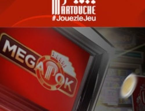 Jackpot Megapok au video poker de Casino de Forges-les-Eaux