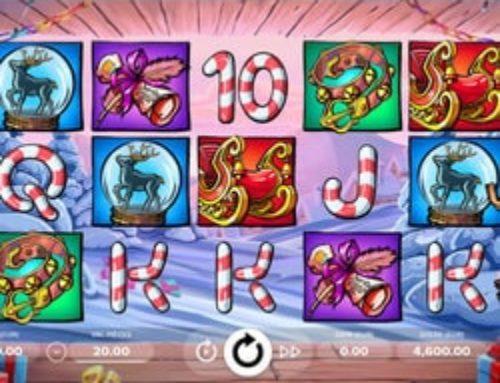NetEnt lance la machine à sous Santa VS Rudolf sur Casino Extra