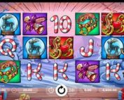 Machine a sous gratuite Santa VS Rudolf dispo sur Casino Extra