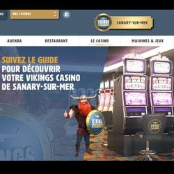 Le casino 777 de Sanary-sur-Mer dispose de plus de machines a sous