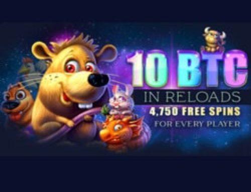 Profitez d'une offre spéciale chaque jour sur mBit Casino