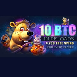 Bonus mars 2020 sur mBit casino