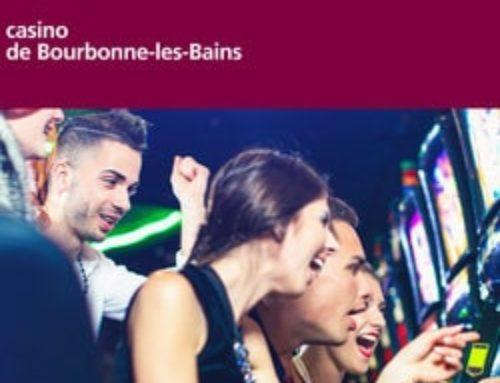 Une joueuse décroche le jackpot au Casino de Bourbonne-les-Bains