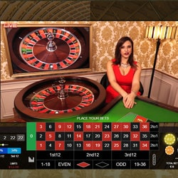 Grand Roulette sur le casino Lucky31