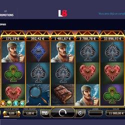 Jackpot progressif décroché sur le casino online Lucky8