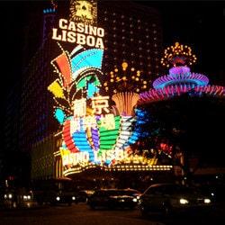 Les touristes interdits de séjour dans les casinos et a Macao