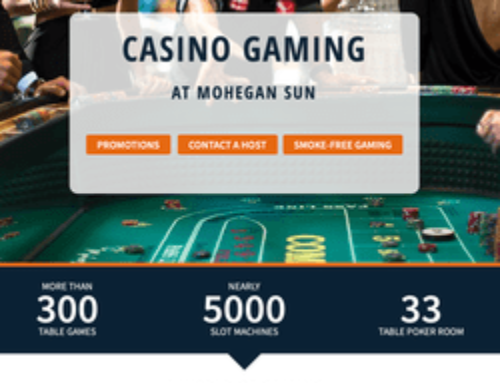Tricherie au black jack au Mohegan Sun Casino du Connecticut