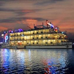 casino bateaux a Goa en Inde