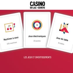 Le casino du Lac de Genève va ouvrir son casino en ligne legal en Suisse