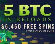 Easter Crypto Challenge, le bonus sur mBit casino quotidien
