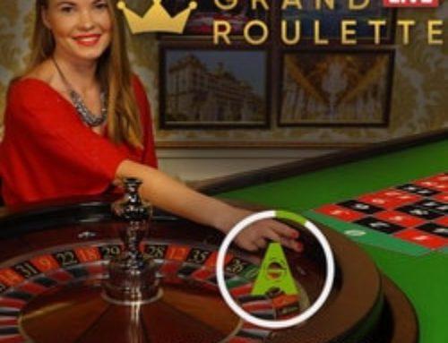 Casino Extra : Des prix quotidiens à gagner sur Grand Roulette Live