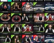 5 meilleurs jeux en live du casino en ligne Cbet