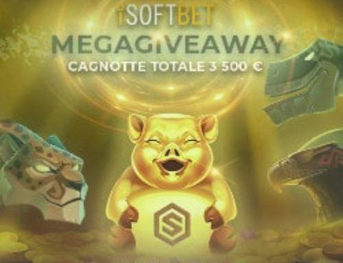 iSoftBet organise un tournoi de slots accessible sur Stakes