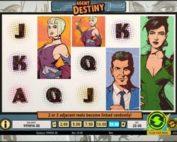 machine à sous Agent Destiny de Play'n GO sur Lucky31
