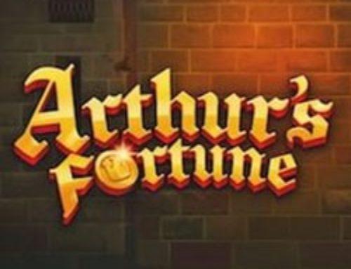 La machine à sous Arthur's Fortune d'Yggdrasil débarque sur Magical Spin