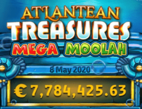 Un joueur gagne plus de 7 millions au jackpot progressif Mega Moolah