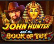 slot en ligne John Hunter and the Book of Tut sur Stakes
