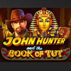slot en ligne John Hunter and the Book of Tut sur Stakes