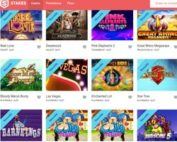 Nouveaux jeux de plusieurs logiciels sur Stakes