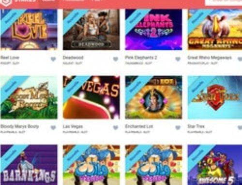 Le casino en ligne Stakes intègre des jeux de plusieurs logiciels