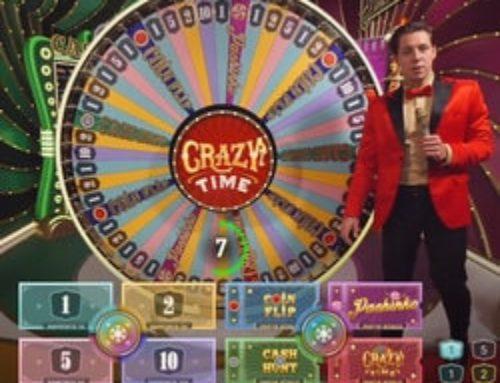 Crazy Time, la nouvelle Roue de la Fortune d'Evolution dispo sur Dublinbet