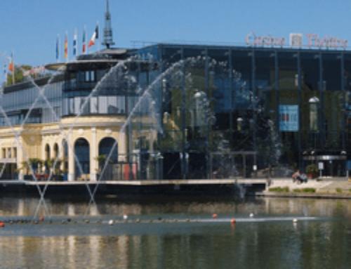 Réouverture du Casino Barrière d'Enghien-les-Bains