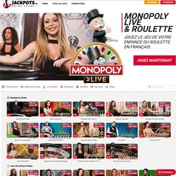Le casino en ligne suisse Jackpots.ch a coeur d'un bug informatique